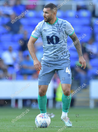 Bradley Johnson of Blackburn Rovers