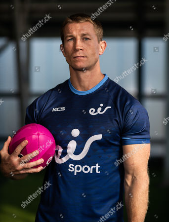 Editorial picture of Launch of eir Sports New Season of Action With Jerry Flannery  - 18 Sep 2019
