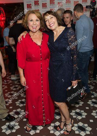 Wendi Peters & Didi Con