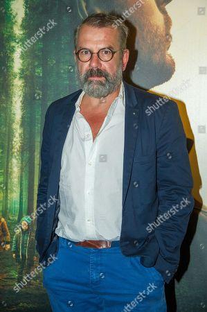 Stock Photo of Philippe Torreton