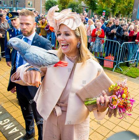 Dutch Royals visit to South-West Drenthe