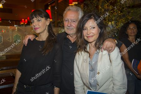 Editorial photo of The 1st Cineroman festival at the Closerie des Lilas, Paris, France - 16 Sep 2019