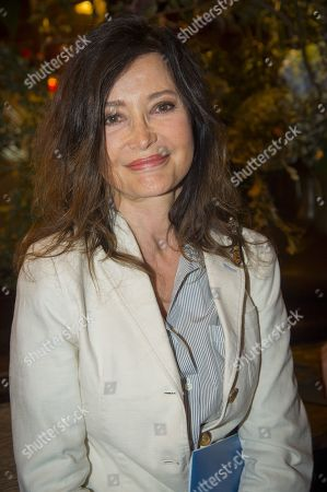 Stock Picture of Evelyne Bouix