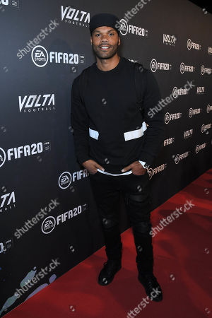 Editorial picture of EA Sports FIFA 20 World Premiere, London, UK - 18 Sep 2019