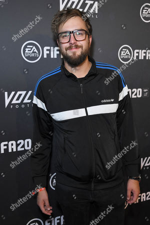 Editorial image of EA Sports FIFA 20 World Premiere, London, UK - 18 Sep 2019