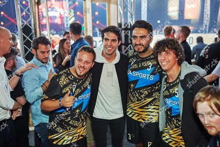 Editorial photo of EA Sports FIFA 20 World Premiere, London, UK - 18 Sep 2019