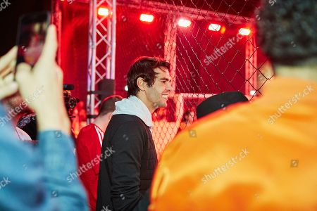 Kaka watching on as players from across 15 cities compete in a 5-a-side football tournament at the EA SPORTS FIFA 20 World Premiere. FIFA 20 is available from September 27th.