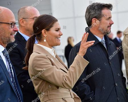 Editorial photo of Princess Victoria and Prince Daniel visit Copenhagen, Denmark - 18 Sep 2019