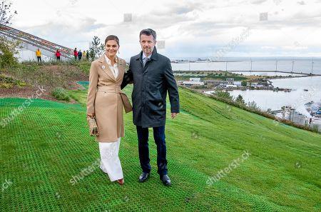 Editorial picture of Princess Victoria and Prince Daniel visit Copenhagen, Denmark - 18 Sep 2019