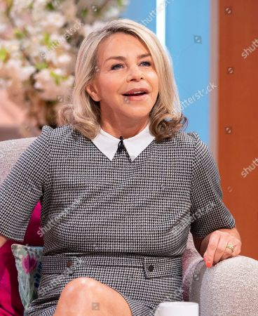 Stock Photo of Leslie Ash