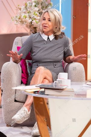 Stock Image of Leslie Ash