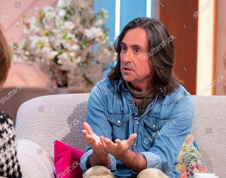 Editorial photo of 'Lorraine' TV show, London, UK - 18 Sep 2019