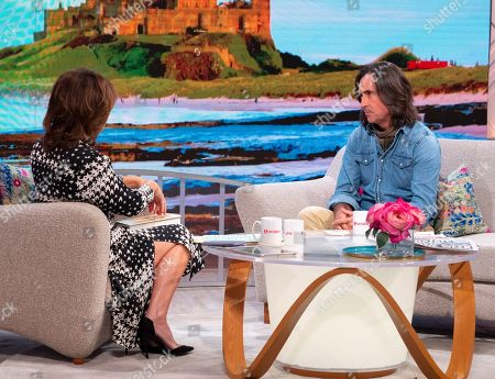 Stock Picture of Lorraine Kelly and Neil Oliver