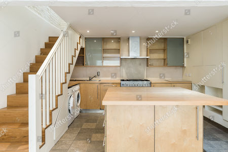 Editorial photo of Sale of converted warehouse flat owned by Blur bassist Alex James, London, UK - Sep 2019