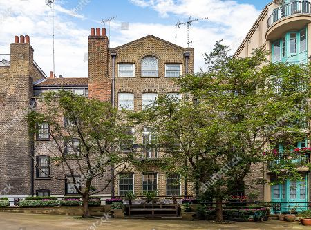 Editorial image of Sale of converted warehouse flat owned by Blur bassist Alex James, London, UK - Sep 2019