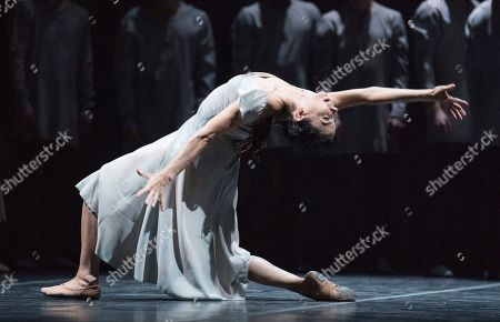 Tamara Rojo as Giselle,
