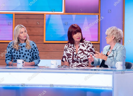 Editorial picture of 'Loose Women' TV show, London, UK - 18 Sep 2019