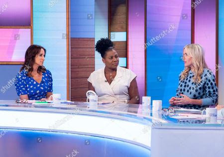 Editorial image of 'Loose Women' TV show, London, UK - 18 Sep 2019