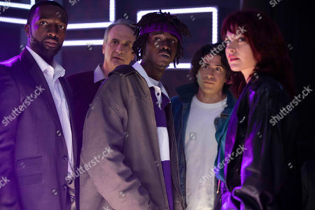 Jamie Hector as Andre, Mark Lotito as Jules, Ashton Sanders as Bobby Diggs, Jake Hoffman as Steve and Jill Flint as Monica