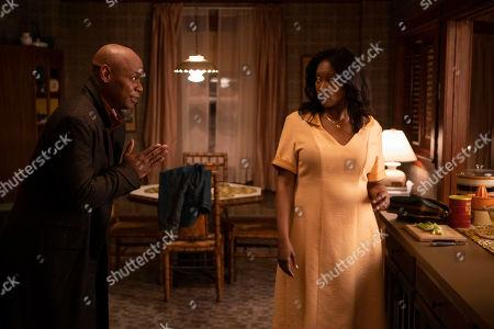 Bokeem Woodbine as Jerome and Erika Alexander as Linda Diggs