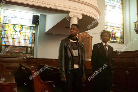 Johnell Xavier Young as Gary and Ashton Sanders as Bobby Diggs