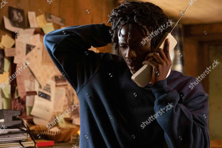 Ashton Sanders as Bobby Diggs