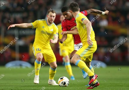 Editorial image of Manchester United v FC Astana, UEFA Europa League, Group L, Football, Old Trafford, UK - 19 Sep 2019