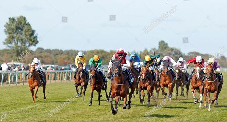 Editorial photo of Horse Racing - 18 Sep 2019