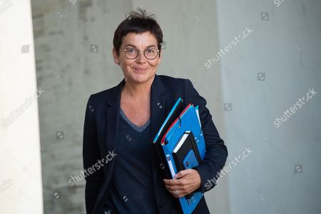 Stock Image of Annick Girardin, French Overseas Minister