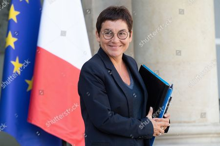 Stock Photo of Annick Girardin, French Overseas Minister