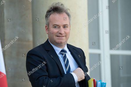 Jean-Baptiste Lemoyne, French Junior Minister for Foreign Affairs