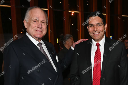 Ronald S Lauder, Danny Danon