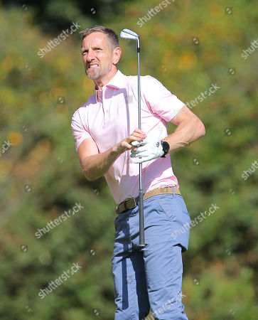 Editorial picture of BMW PGA Championship, Pro Am, Wentworth Golf Club, Virginia Water, Surrey, UK - 18 Sep 2019