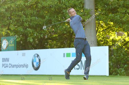 Editorial image of BMW PGA Championship, Pro Am, Wentworth Golf Club, Virginia Water, Surrey, UK - 18 Sep 2019