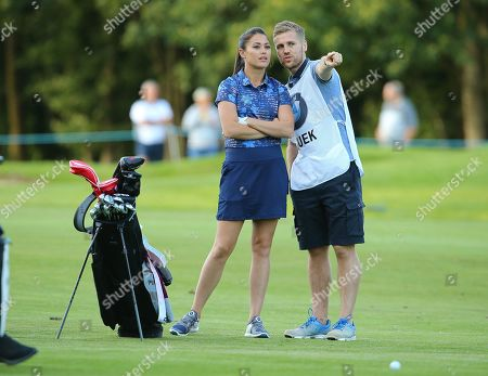 Editorial photo of BMW PGA Championship, Pro Am, Wentworth Golf Club, Virginia Water, Surrey, UK - 18 Sep 2019