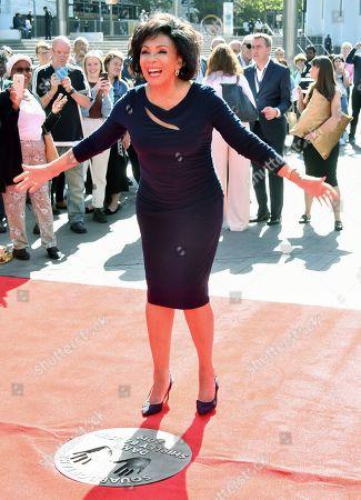 Dame Shirley Bassey