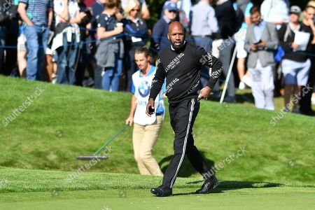DJ Spoony during the BMW PGA Championship at Wentworth Club, Virginia Water