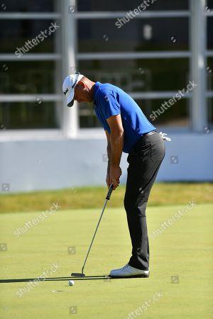 Robert Karlsson (SWE) during the BMW PGA Championship at Wentworth Club, Virginia Water