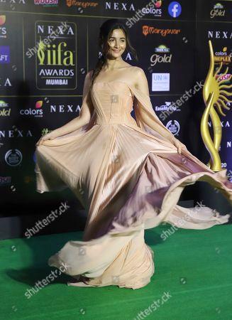 Editorial image of IIFA Awards, Mumbai, India - 18 Sep 2019