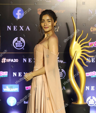 Editorial picture of IIFA Awards, Mumbai, India - 18 Sep 2019