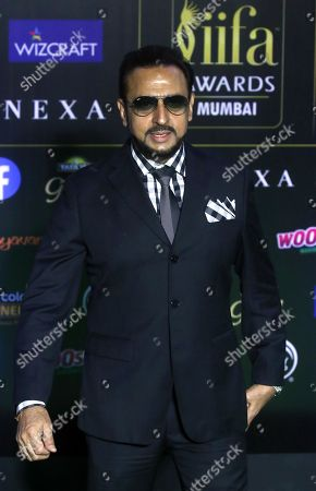 Gulshan Grover arrives for the 20th International Indian Film Academy (IIFA) awards ceremony in Mumbai, India, 18 September 2019. The IIFA awards are prizes presented by the International Indian Film Academy every year to honour artistic and technical excellence of professionals in Bollywood.