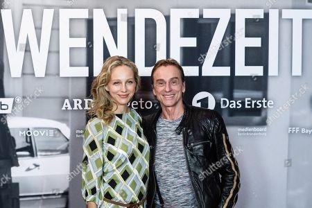 Editorial photo of Movie premiere Wendezeit, Berlin, Germany - 18 Sep 2019