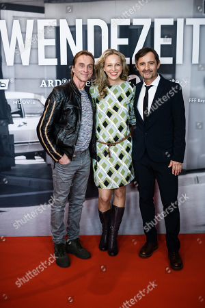 Editorial image of Movie premiere Wendezeit, Berlin, Germany - 18 Sep 2019