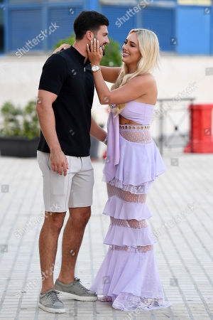 Dan Edgar and Amber Turner