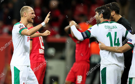Editorial picture of Bayer Leverkusen vs Lokomotiv Moscow, Germany - 18 Sep 2019