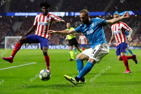 Editorial image of Soccer Champions League, Madrid, Spain - 17 Sep 2019