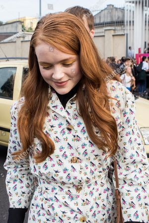 Stock Picture of Sadie Sink