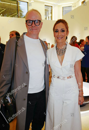 Editorial picture of The Art Of Wishes preview and opening reception at Phillips Gallery, London, UK - 18 Sep 2019