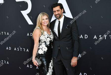 Rosi Keshawarz and Donnie Keshawarz
