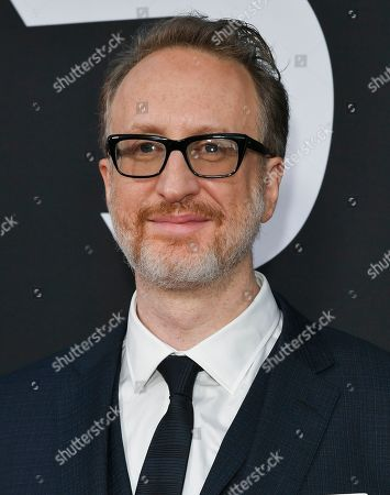 Stock Image of James Gray